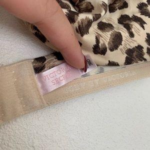 Victoria's Secret Intimates & Sleepwear - Victoria's Secret Leopard Super Soft Demi Bra 36D